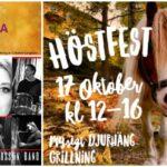 Händer i helgen 15-17 okt i Hägersten-Älvsjö: 12 lokala tips