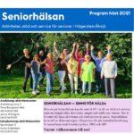 Nya höstaktiviteter på Seniorhälsan för dig 65+